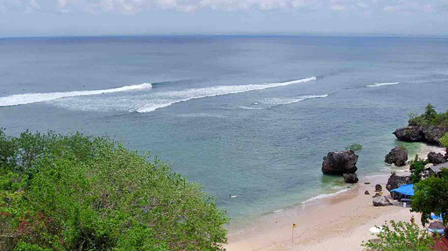 Impossible et la plage de Padang, un must à Bali