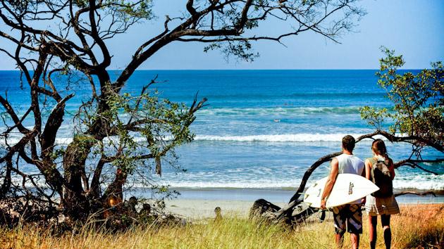 Séjour surfari de Playa Negra à Santa Teresa au costa Rica
