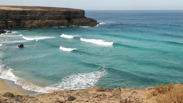 Séjour coaching surf à Fuerteventura aux Canaries