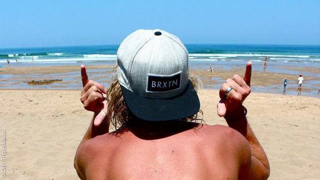 surf au Pays Basque soleil et vagues à gogo