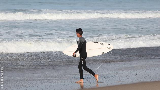 surf trip en Californie