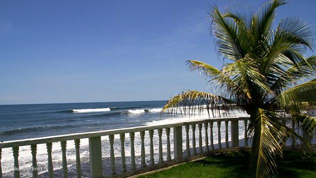 séjour surf au salvador