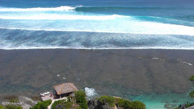 top conditions pour un voyage surf à Bali