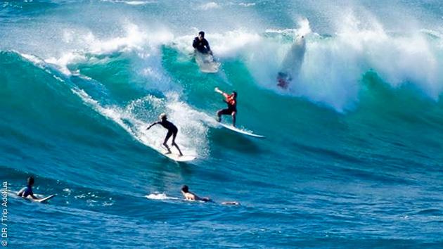 séjour surf au Pays Basque