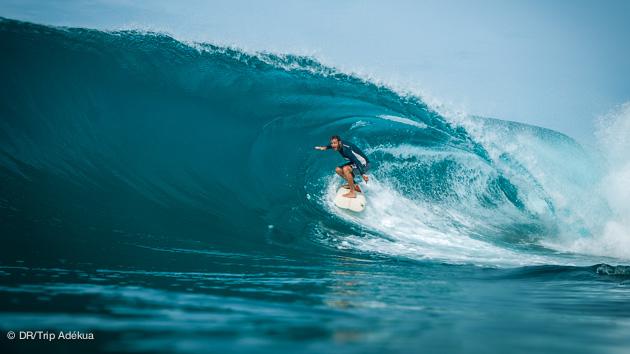 simueleu au nord ouest de sumatra c'est le top plan pour un surf trip de rêve en indonésie