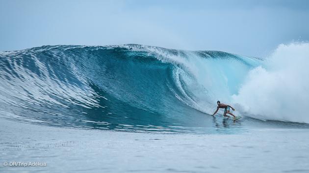 indonésie surf for ever