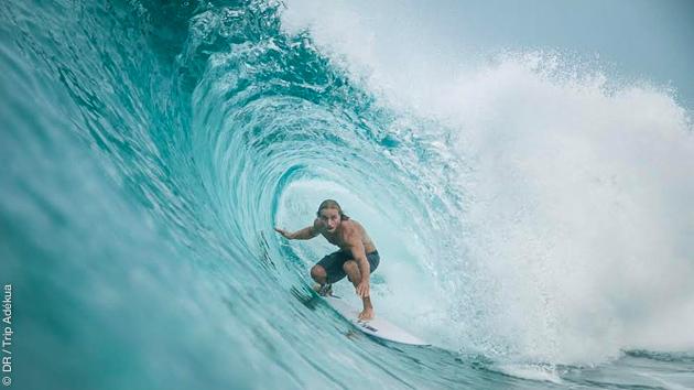 surf camp à Simeulue