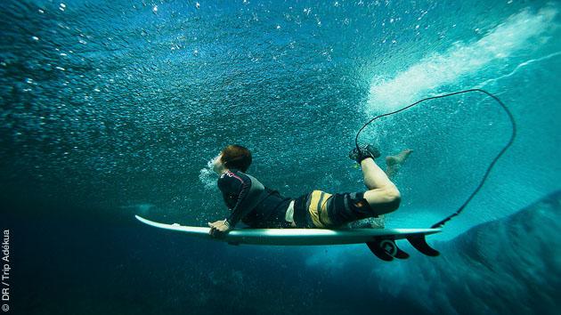 Séjour surf aux Maldives dans l'Océan indien