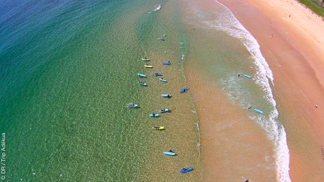 séjour surf à Thirroul en Australie