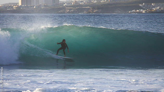 Aux Canaries, découvrez l'ile de Ténérife pour des super sessions surf