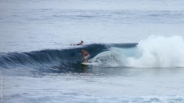 surf trip à Cloud9 aux Philippines