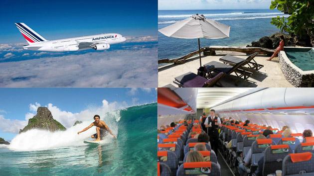 le prix du bagage surf pour un voyage en avion