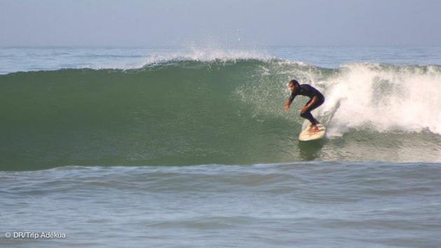 surf au maroc pour un stage