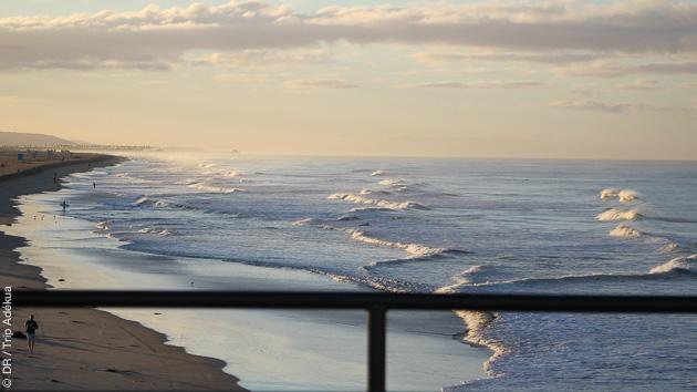 spot de surf en Californie