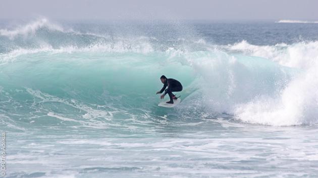 voyage surf en Californie