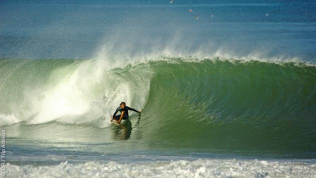 séjour surf à Biarritz