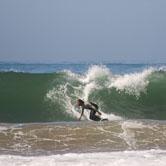 Ahmed, agent expert surf Adékua, à Taghazout