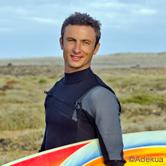Yannick, agent expert surf Adekua à Fuerteventura (Canaries)