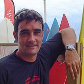 Bruno, agent expert Adekua surf à Hossegor