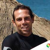 François agent expert surf à Dakar