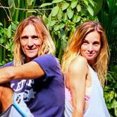 Caro et Sylvain vos Experts Locaux  au Costa Rica - yoga adékua