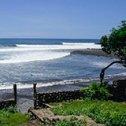 Commentaire de Romain sur son surf trip au Salvador avec Gilles et Trip Adékua