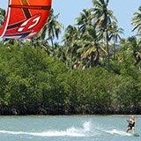 Commentaire de Joël sur son surf camp au Brésil à Tibau do Sul avec Rémi et Trip Adékua