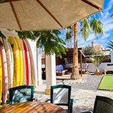 Commentaire de David sur son séjour surf à Corralejo (Fuerteventura) avec Sophie et Trip Adékua