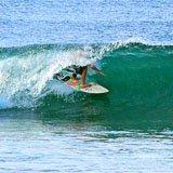 Commentaire de Hugo sur son séjour surf à Popoyo au Nicaragua avec Etienne et Trip Adekua