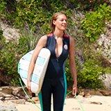 Commentaire stéphanie séjour surf Tibau do Sul, brésil, avec Rémi et Trip Adékua