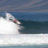 Commentaire Elodie surfcamp Lanzarote avec Julie et Trip Adékua