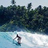 Commentaire de Yorick sur son séjour surf aux Philippines avec Dalvina et Trip Adékua