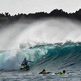 Commentaire de Vivien sur son séjour surf aux Philippines avec Dalvina et Trip Adékua