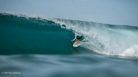 sejour surf en Indonésie : le rêve