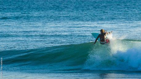 Splendide séjour au Costa Rica, avec des cours de surf et la découverte de deux régions
