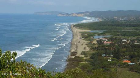 séjour surf et découverte de l'equateur