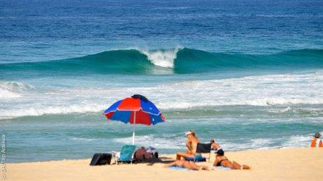 surf en Australie en octobre