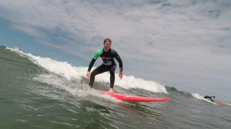 Votre séjour surf pour progresser et découvrir le Portugal
