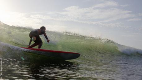 Stage de surf à dates fixes au Portugal, sur les spots de Peniche