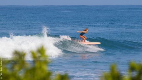 stage de surf au Costa Rica