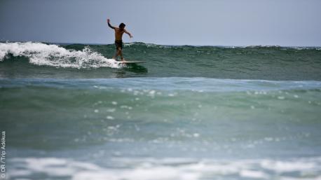 Séjour surf en Equateur avec cours et yoga
