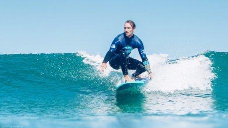 Votre séjour surf pour progresser sur les meilleurs spots du Portugal