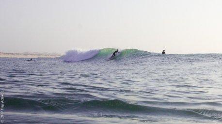 Votre séjour surf en guest house à Péniche au Portugal
