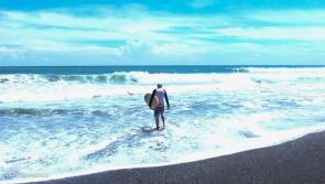 un top belle session de surf au Costa Rica