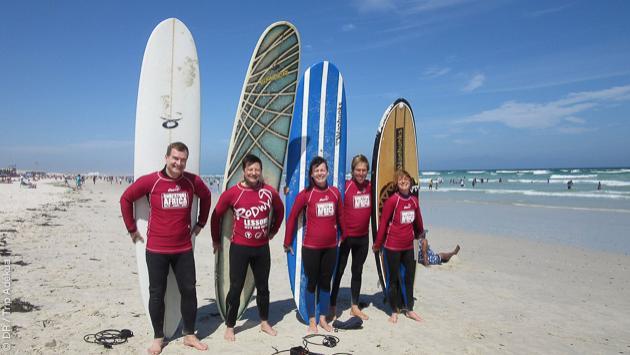 Séjour découverte du surf en Afrique du Sud