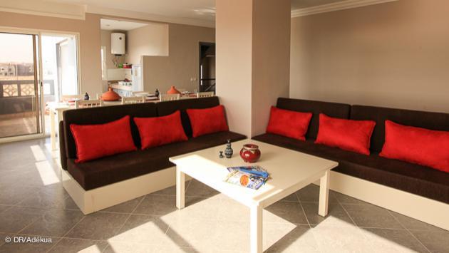 votre appartement de location à Dakhla près des spots de surf