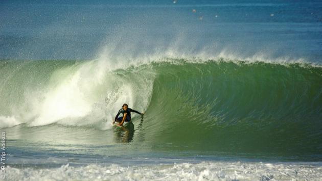 stage de surf à Biarritz avec les meilleurs profs