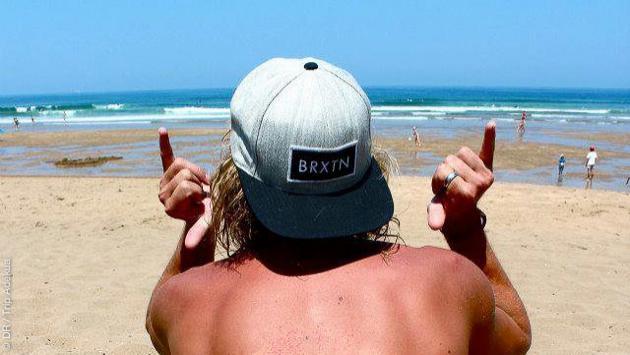 Surf trip sur la côte basque, entre France et Espagne, sur les top spots