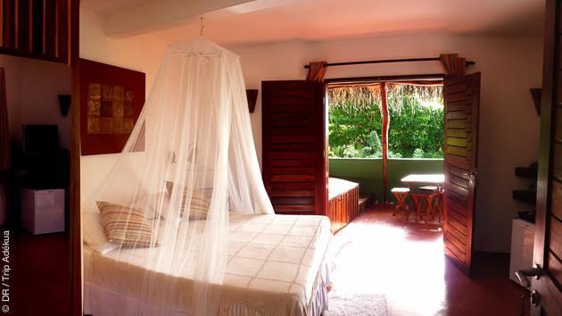 votre suite luxe au surfcamp à Tibau do Sul
