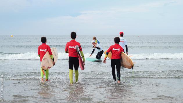 3 jours de coaching surf pro au Portugal, dans un hôtel en pleine nature